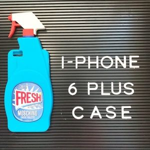 iPhone case - Moschino inspired iPhone case